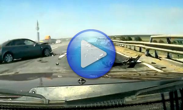 Кто виноват в трагедии на трассе М4 «Дон». ВИДЕО