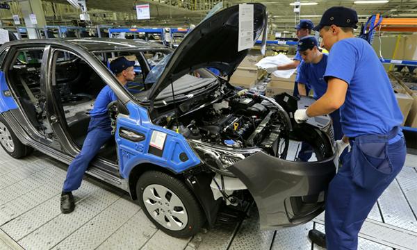 Завод Hyundai в Петербурге может увеличить выпуск машин в 1,5 раза