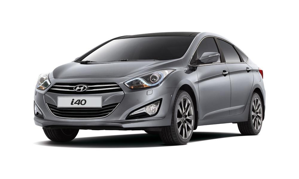 Hyundai i40. Добро пожаловать в премиум