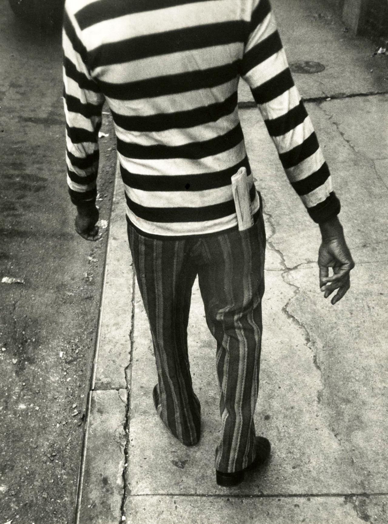 Leon Levinstein. New York, c. 1965