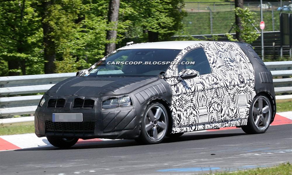 Седьмая заповедь: новый VW Golf ставят на конвейер