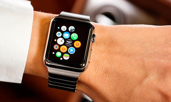Bentley выпустила приложение для Apple Watch