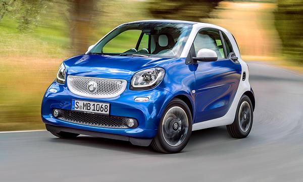 5 причин считать Smart настоящим автомобилем