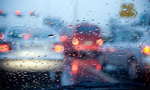 Через 10 лет водителям не помешает дождь