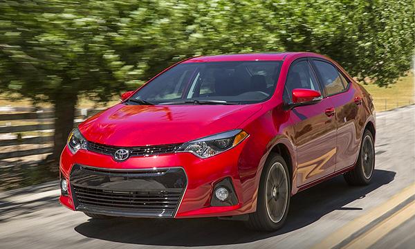 Toyota представила новое поколение Corolla