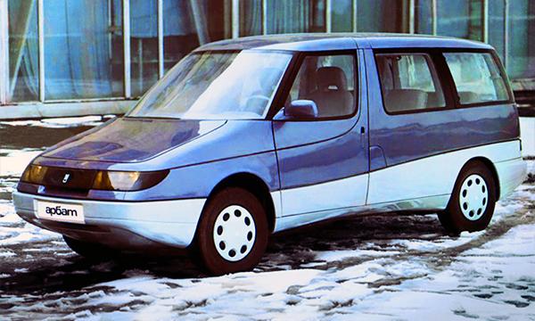 «Идеология, близкая к Subaru». Что могли выпускать под маркой «Москвич»