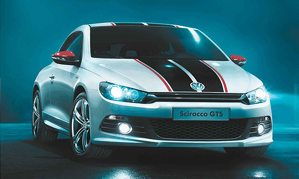 Volkswagen объявил старт продаж Scirocco GTS