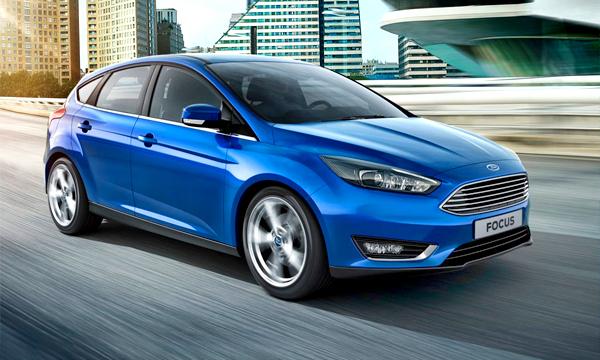 Ford рассекретил обновленный Focus