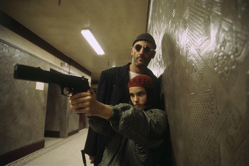 Кадр из фильма«Леон»