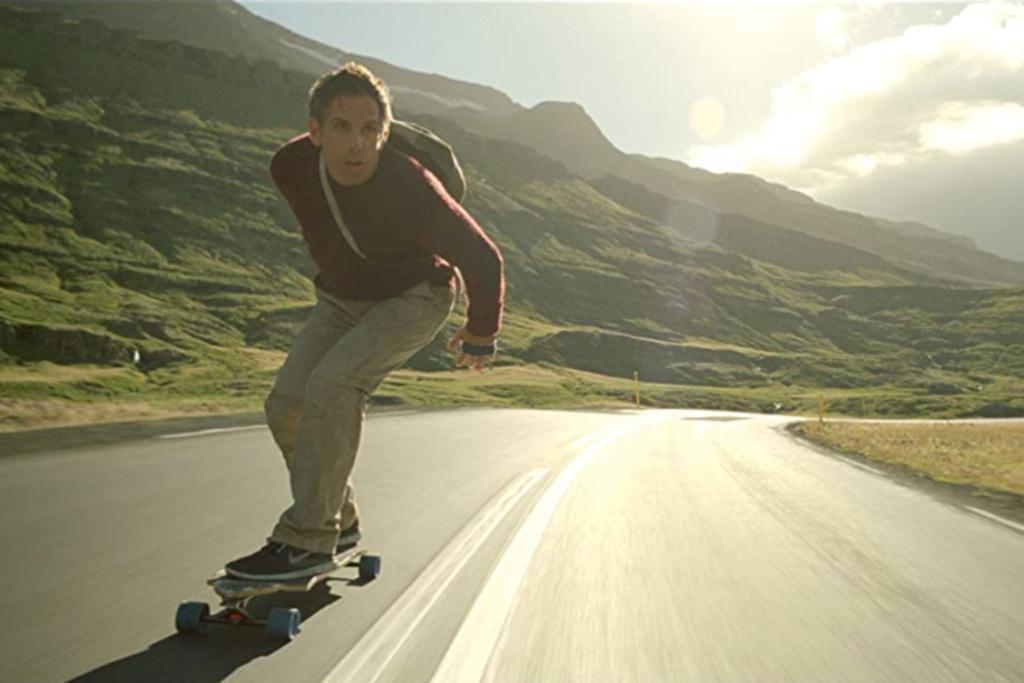Кадр из фильма «Невероятная жизнь Уолтера Митти»