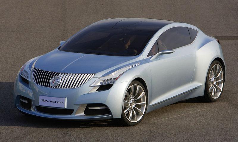 Концепт Buick Riviera запустят в серию