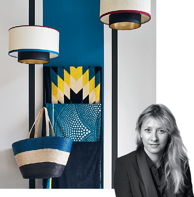 Сара Лавуан;бутик Maison Sarah Lavoin