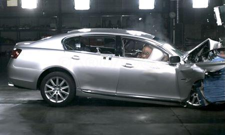 Лучший общий результат продемонстрировал Lexus IS
