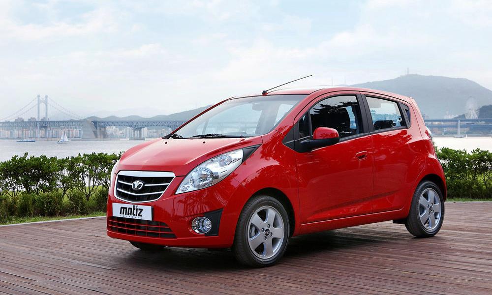 GM Daewoo начала поставки нового Matiz в Европу