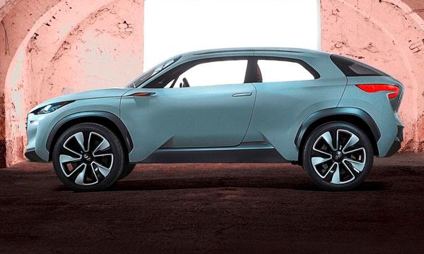Hyundai выпустит компактный кроссовер для конкуренции с Nissan Juke
