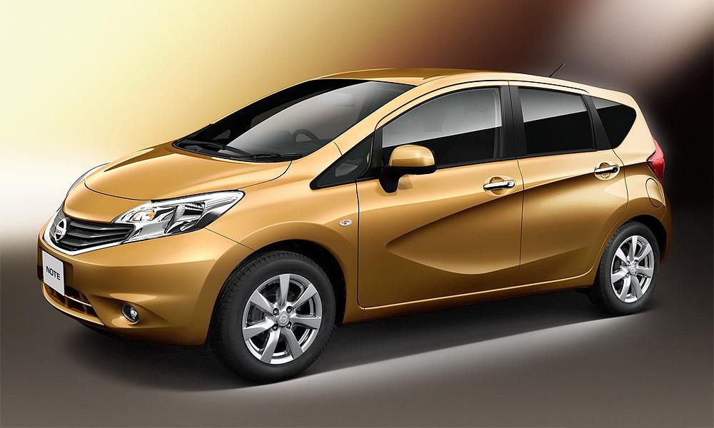 Новый Nissan Note получил технологии Infiniti. ФОТО. ВИДЕО