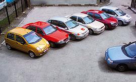 Расходы автомобилистов зависят от цвета их авто