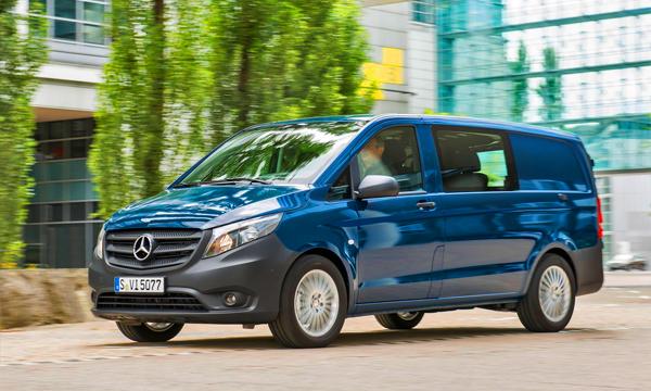 Смена курса: для чего Mercedes понадобился новый Vito