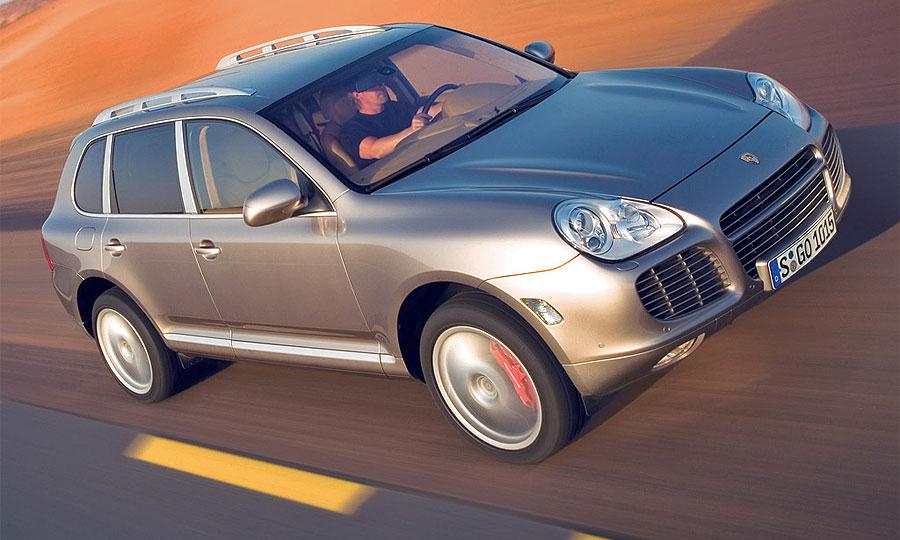 Транспортный налог на Porsche Cayenne Turbo составит 75 000 рублей