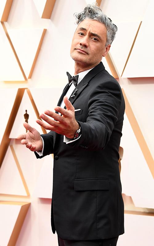 Тайка Вайтити на церемонии «Оскар» в 2020 году