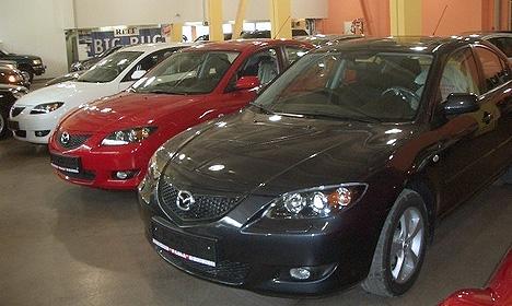 Mazda удвоит число дилеров в России