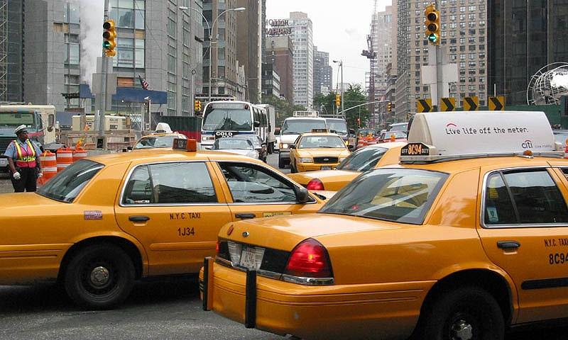 В Нью-Йорке разоблачены десятки тысяч таксистов-аферистов