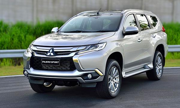 Mitsubishi представила новое поколение Pajero Sport