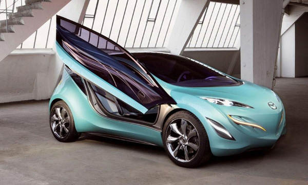 Mazda Kiyora оснастили станцией водоочистки