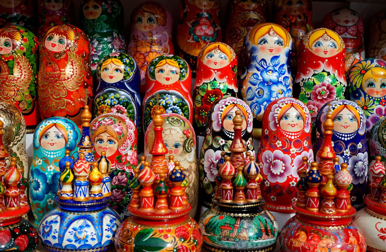 Музей игрушки,Сергиев Посад