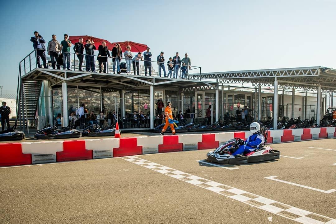 Трек Baku City Karting