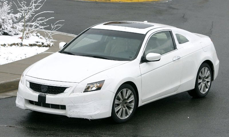 Купе Honda Accord