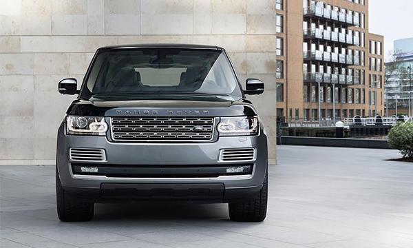Рассекречен самый роскошный внедорожник Range Rover
