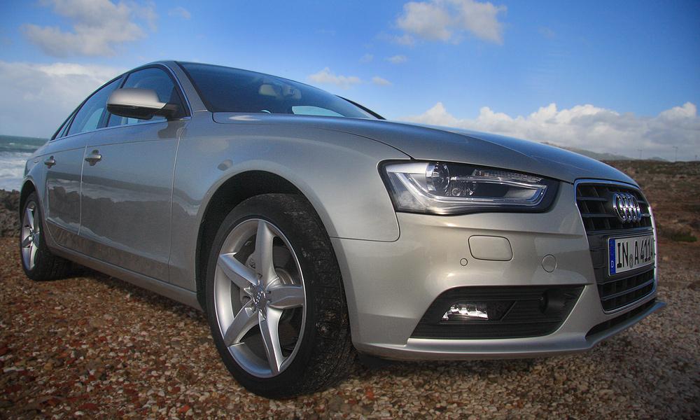 Тест обновленной Audi A4. Рестайлинг или работа над ошибками?