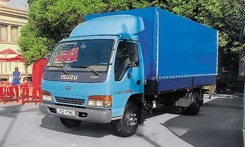 Продажи коммерческих автомобилей Isuzu выросли на 25%