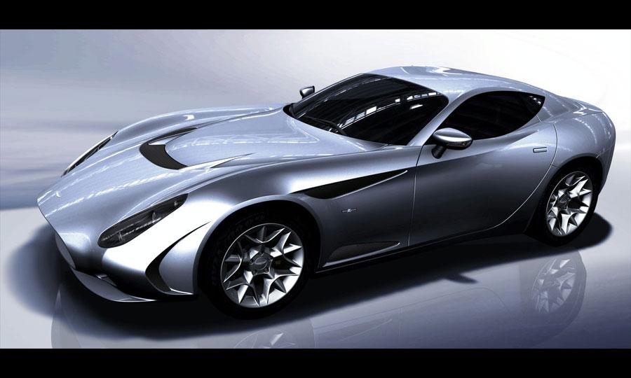 В Женеве покажут эксклюзивный суперкар Perana Z-One