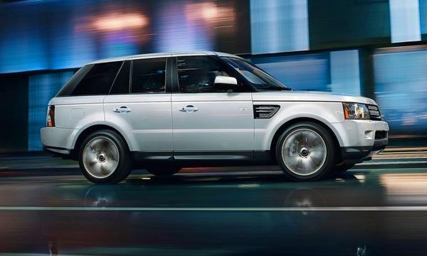 Range Rover Sport стал самым угоняемым автомобилем в Москве