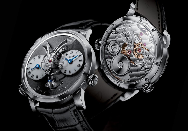 Часы Legacy Machine 1, MB&F(исходная модель)