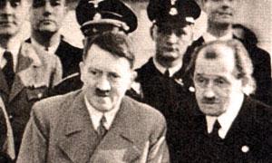 Гитлер поручил Фердинанду Порше разработать фольксваген в кратчайшие сроки
