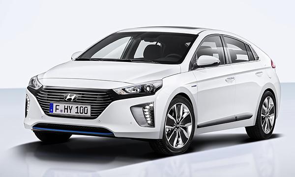 Hyundai создал конкурента Toyota Prius