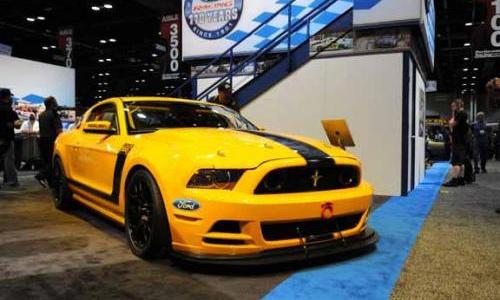 Mustang Boss 302SX