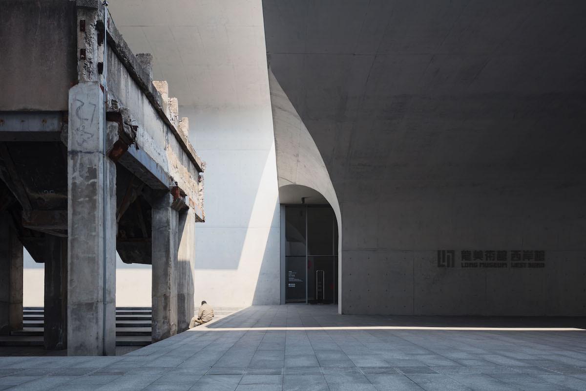 Long Museum в Шанхае, Китай. Категория«Экстерьер»