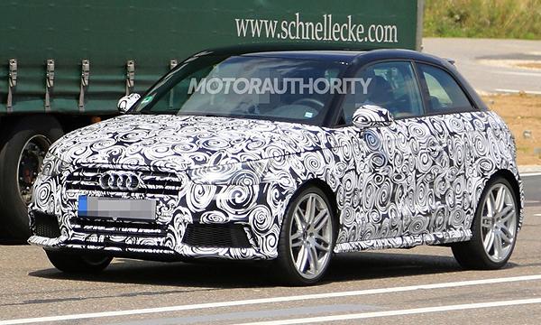 Самая маленькая Audi получит 230-сильный двигатель