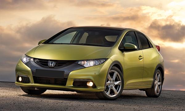 Honda прекращает продажи хэтчбека Civic на российском рынке