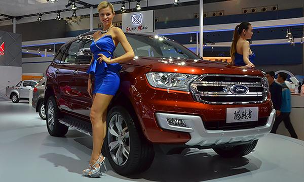 Главные премьеры автосалона в Гуанчжоу