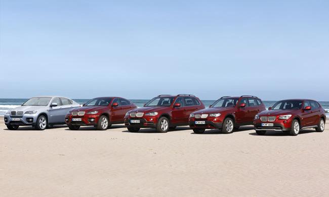 BMW захватил лидерство в российском «премиуме»