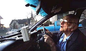 Британцы выступают против пожилых водителей