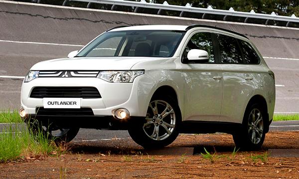 Объявлен старт продаж Mitsubishi Outlander с 3,0-литровым мотором