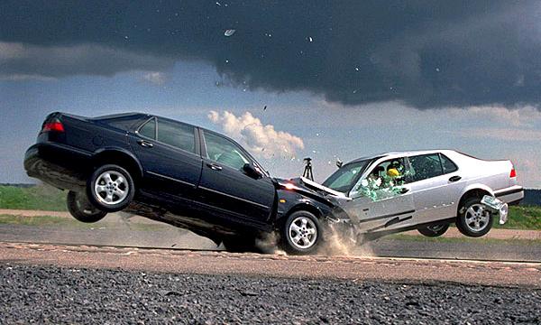 Самые страшные аварии недели. Видео