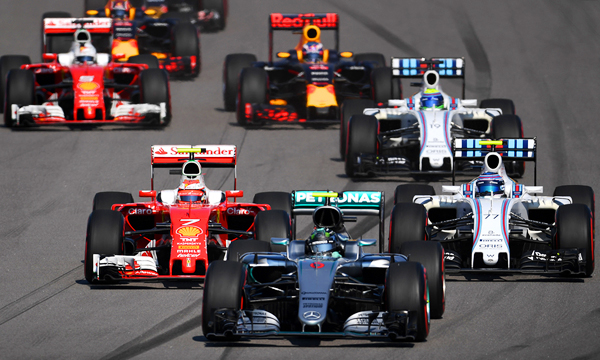 Формула-1 в Сочи: как это было