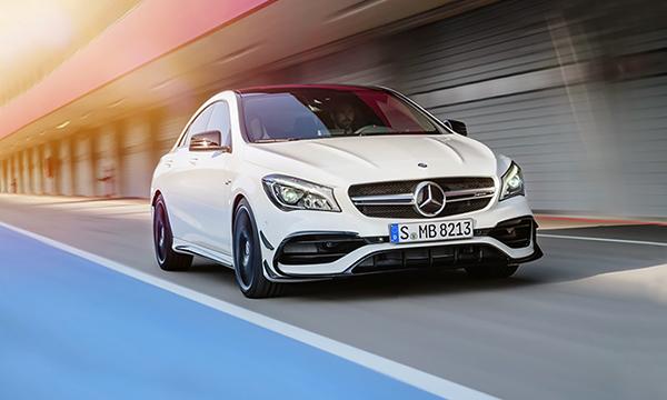 Mercedes-Benz обновил седан и универсал CLA